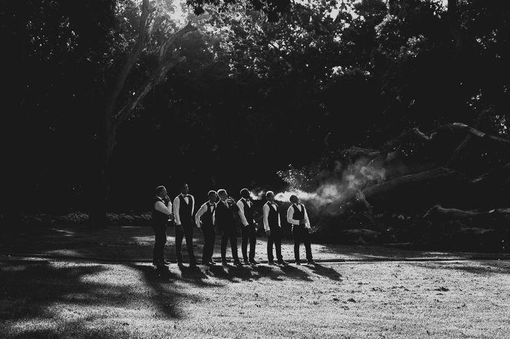 groomsmen by sweet bloom photography