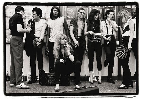Бунтарская мода 80-х! | Элементы