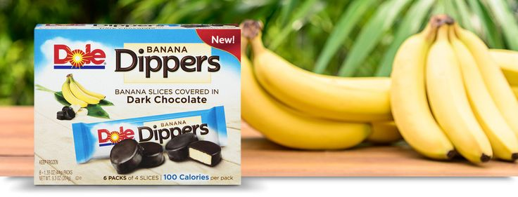 Banana Dippers   Products   Dole