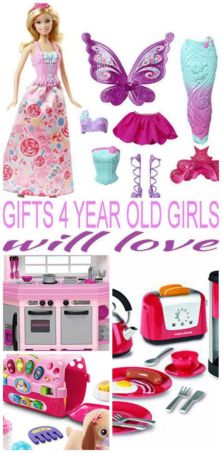 Best Gifts 4 Year Old Girls Will Love Gift Guides