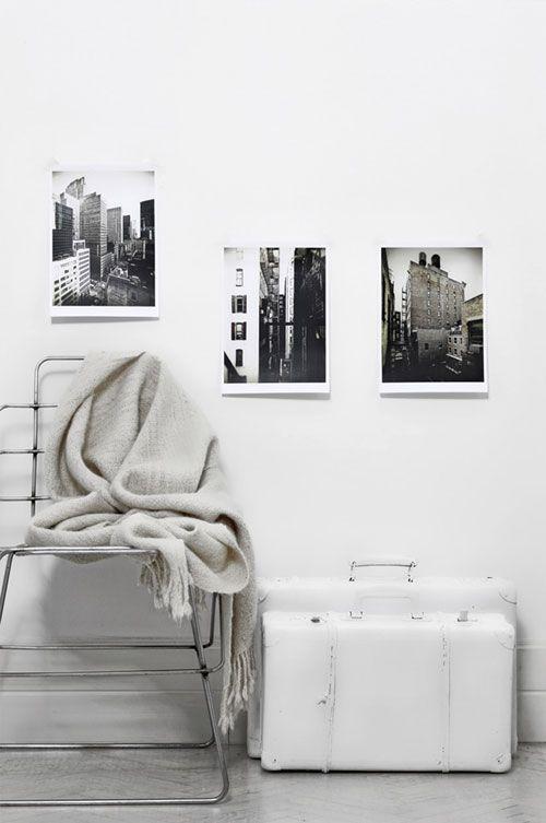 Witte interieurs