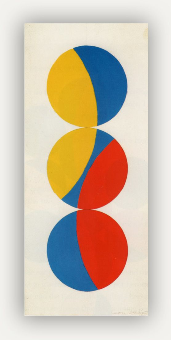 americanmodern:  Leon Polk Smith  Untitled (1968)  acrylic and graphite on paper