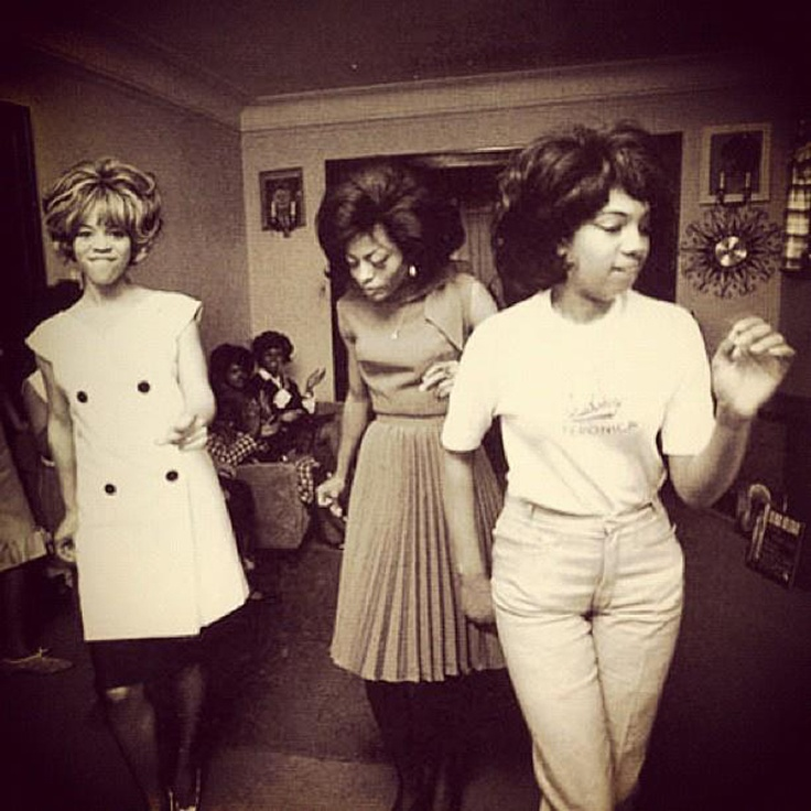 The Supremes: Diana Ross, Mary Wilson & Florence Ballard 1960s. With twelve…
