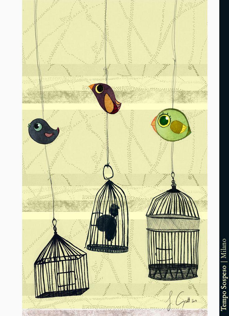 Scena uccellini