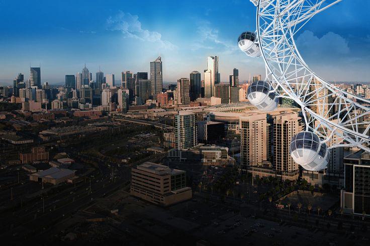 Official Melbourne Star Observation Wheel Website