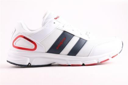 Wickers Erkek Beyaz Esnek Taban Koşu ve Yürüyüş Ayakkabısı