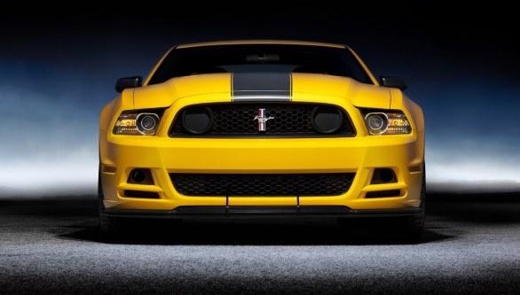 Ford Mustang Boss 302 my2013
