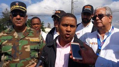 Ministerio de Obras Públicas agiliza trabajos en zonas críticas de Santiago