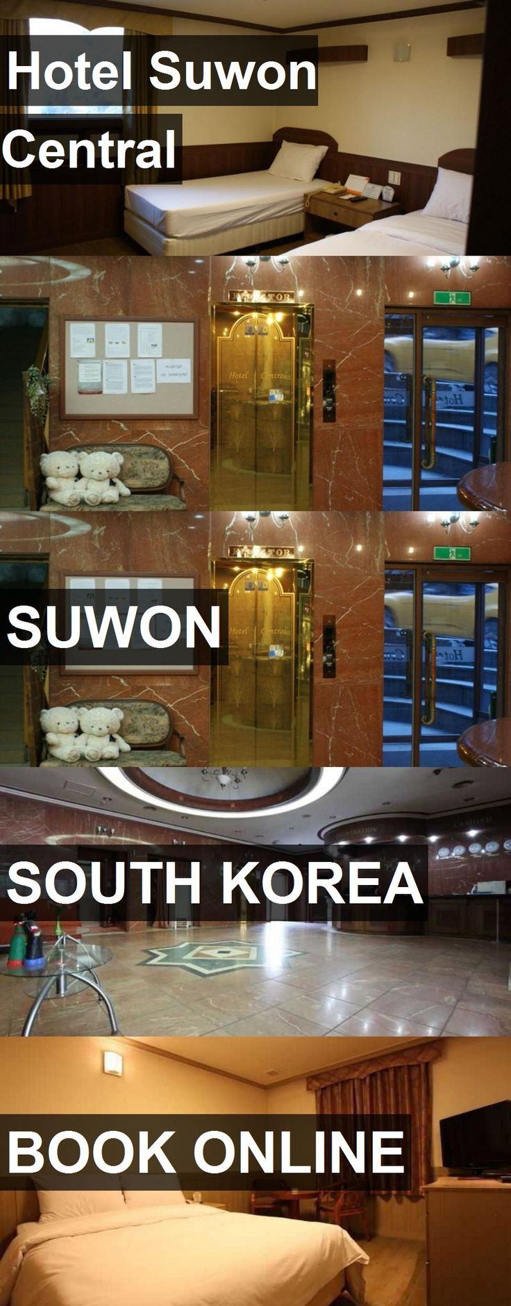 Hotel Suwon Central in Suwon, South Korea. For more information, photos, reviews and best prices please follow the link. #SouthKorea #Suwon #travel #vacation #hotel