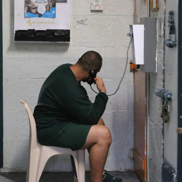 Go behind the barbed wire at Cooma Gaol to see how the prisoners live and what the guards have to deal with on a daily basis.