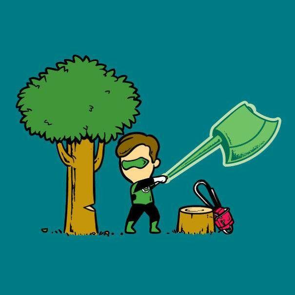 #GreenLantern
