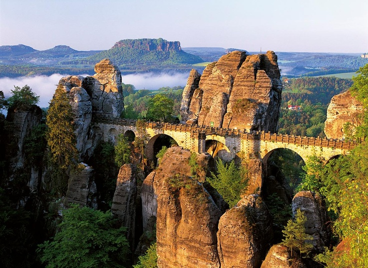 bastei bridge 1920x1080 - photo #23