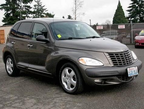 Cheap Chrysler PT Cruiser Touring '02 in Washington, WA — $5995