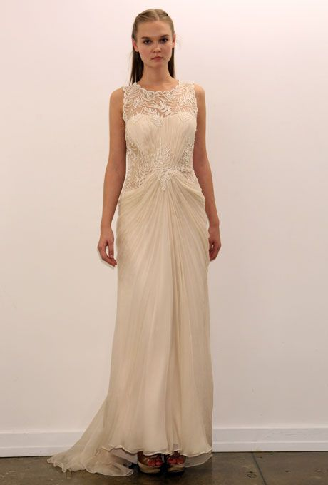 43 best Bohemian Wedding Dresses images on Pinterest | Wedding ...