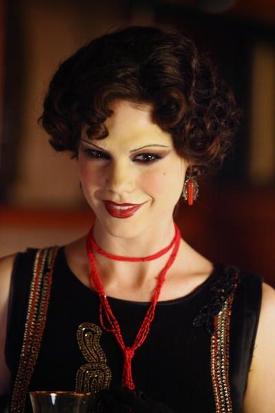 Lorena from True Blood...halloween inspiration for vampire flapper!