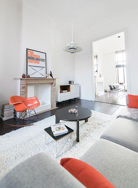 Minimalistisch appartement in Antwerpen