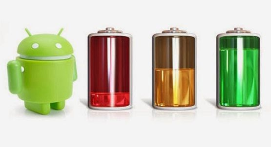 Trik Supaya Baterai Android Seperti Baru Lagi