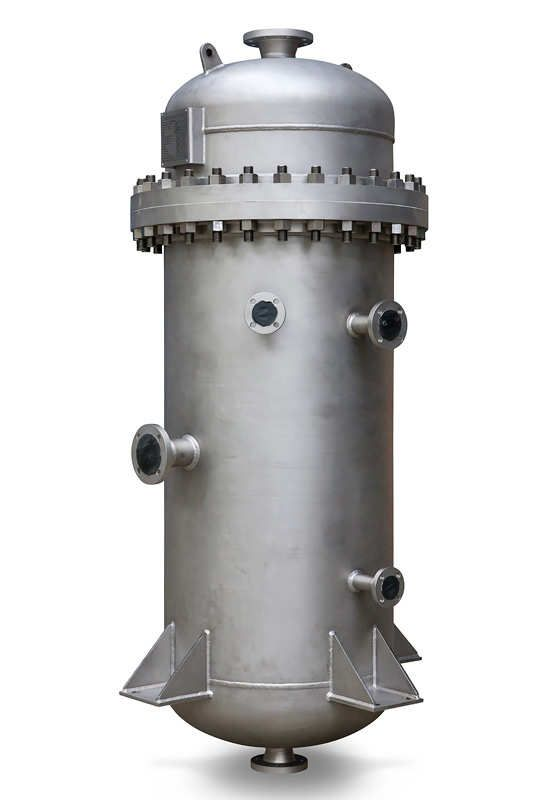 stainless steel Condensate Flash Drum Pressure Vessel