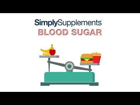 Blood Sugar | Simply Supplements