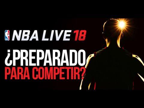 EA Play NBA Live 18 Gameplay Cavs vs Warriors