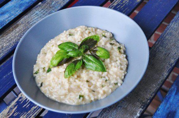 FOODIES: Citroen risotto