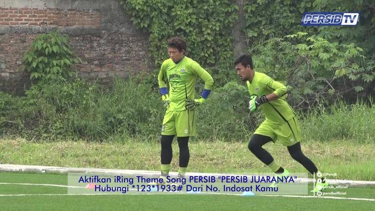 Latihan pagi #PERSIB di Lapangan Lodaya.  Tetap semangat untuk hasil #terbaik #PERSIB #PersibSalawasna