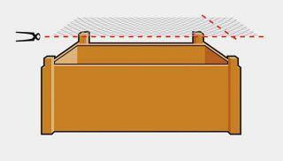 Hochbeet selber bauen mit YouJustDo.de: In dieser Schritt-für-Schritt-Anleitung zeigen wir dir, wie du deine eigenen Hochbeete anlegst.