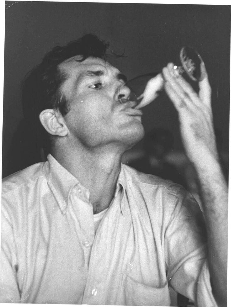 a biography of jack kerouac the founder of the beat movement Beat generation writer jack kerouac spent some of his most productive years in  florida his orlando home is the site of a writers-in-residence program.