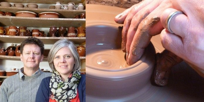 Butter Wynd Pottery - Meet Your Maker at St Andrews Museum
