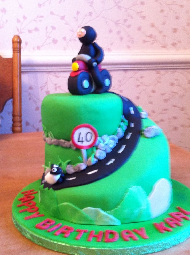 340 Best Images About Motorcycle Cake On Pinterest