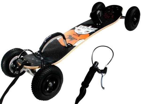 Give it a go with the Colt! Entry level mountain board