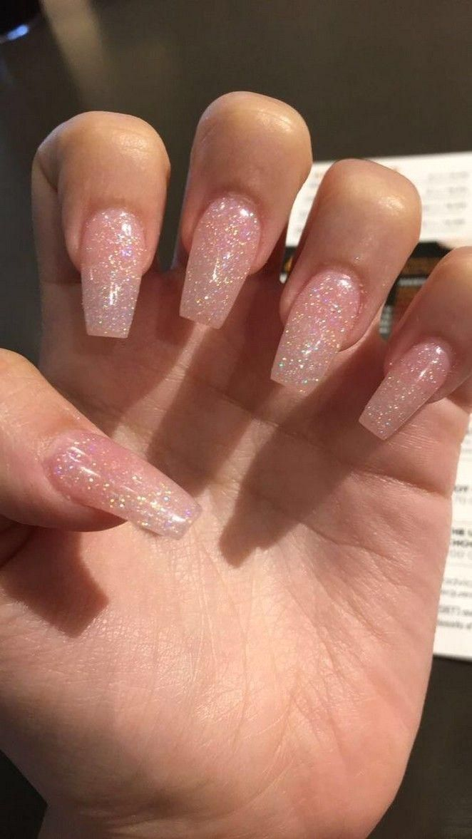 55 Acrylic Nails And Dangling Nails Are Best For Use Anywhere Mattenails 55 Acrylic N Short Acrylic Nails Designs Pretty Acrylic Nails Cute Spring Nails