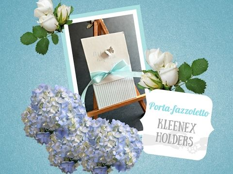 The Wedding Room: Porta-fazzoletti - Kleenex-holders