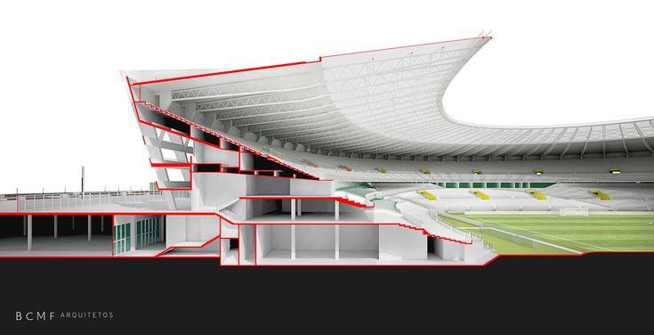 Gallery of Mineirão Stadium / BCMF Arquitetos - 38