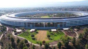 SeeThe Newly Built Apple Headquarters In California Cost $5billion (Photos)
