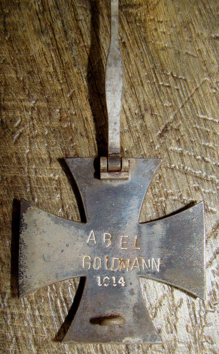 TOP GERMAN IRON CROSS MEDAL 1st CLASS 1914-1918