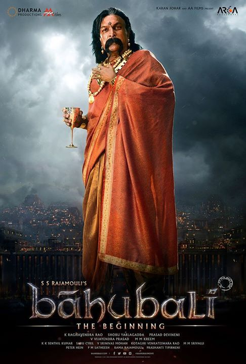 Venom in every word! Resentment in every step! Envy in every thought! #Bijjaladeva #Baahubali #LiveTheEpic