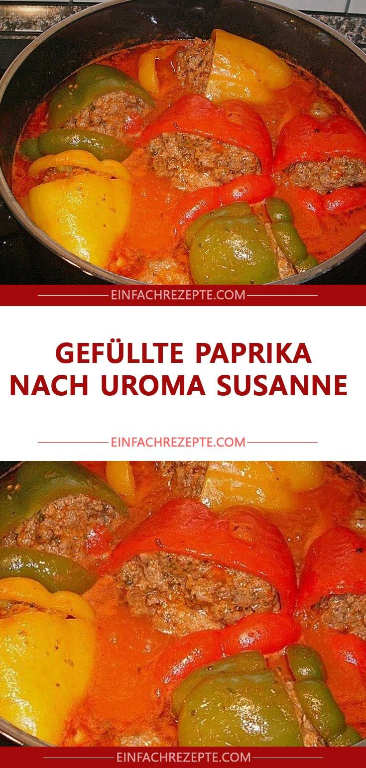 Zutaten 10 Spitzpaprika, gelbe, je nach Größe…