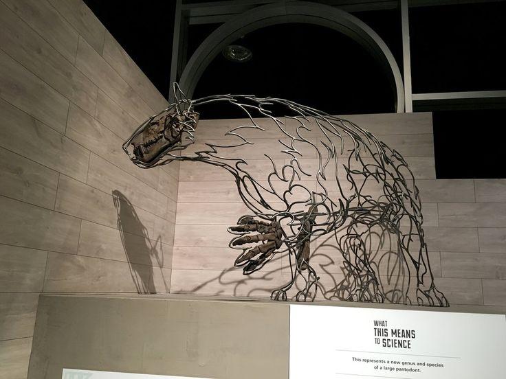 Modern Animal Sculpture Metal