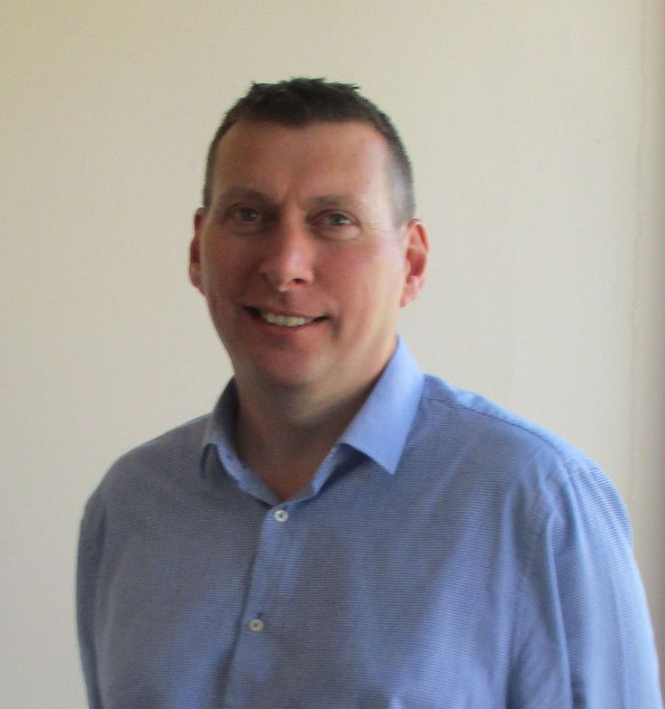 David Moorhouse- Operations Director