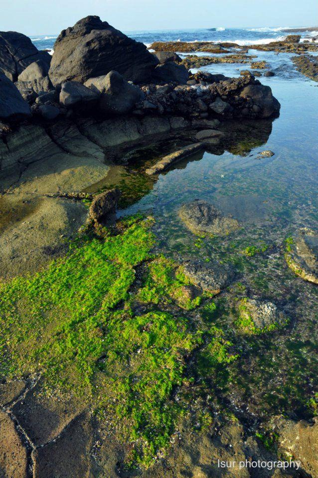 Lagoon Beach, Sawarna, Sukabumi