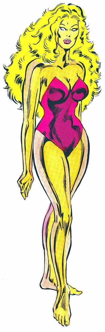 Ogord Aleta Marvel Universe Wiki The definitive online source