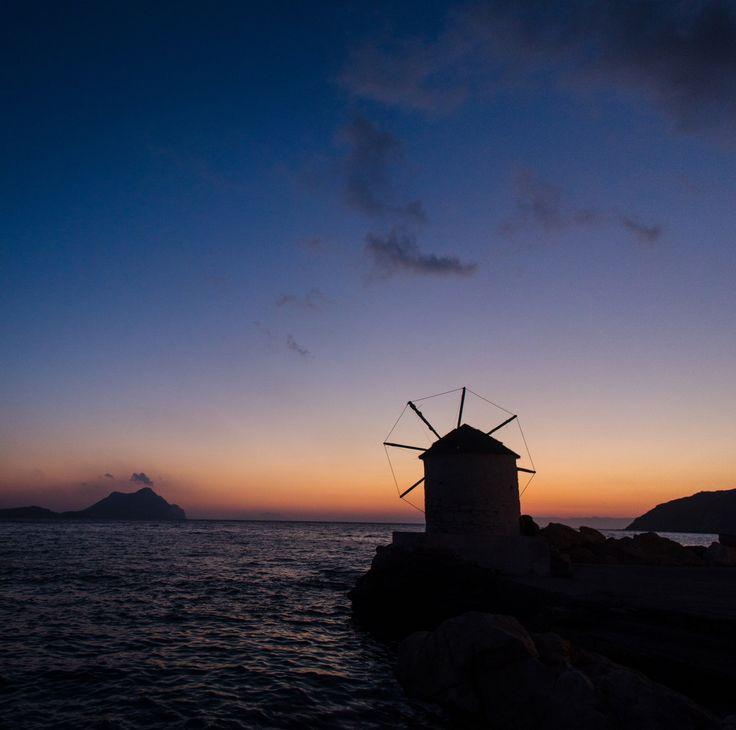 Amorgos Sunset by Denys Tsutsayev on 500px