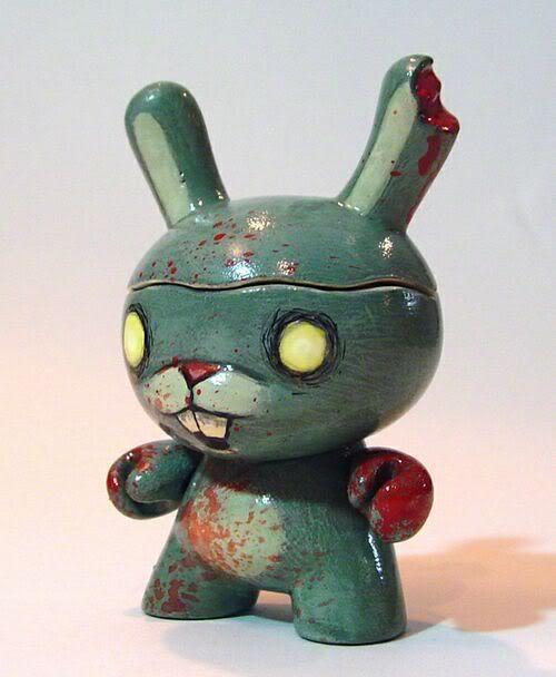 Artists - Custom Toy Lab – Custom Designer Vinyl Toys, Paper Toys & Plush Toys