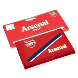 arsenal wallet Arsenal London Official Merchandise Available at www.itsmatchday.com