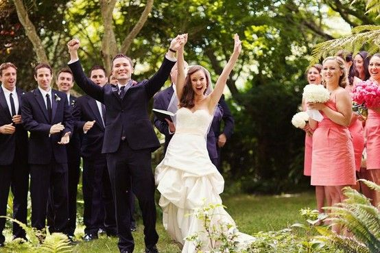 Woo-hoo! We did it! Check out these 30 recessional songs perfect for your joyous walk back up the aisle as newlyweds!