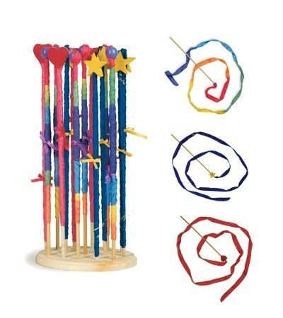 Silk Streamers from Bella Luna Toys