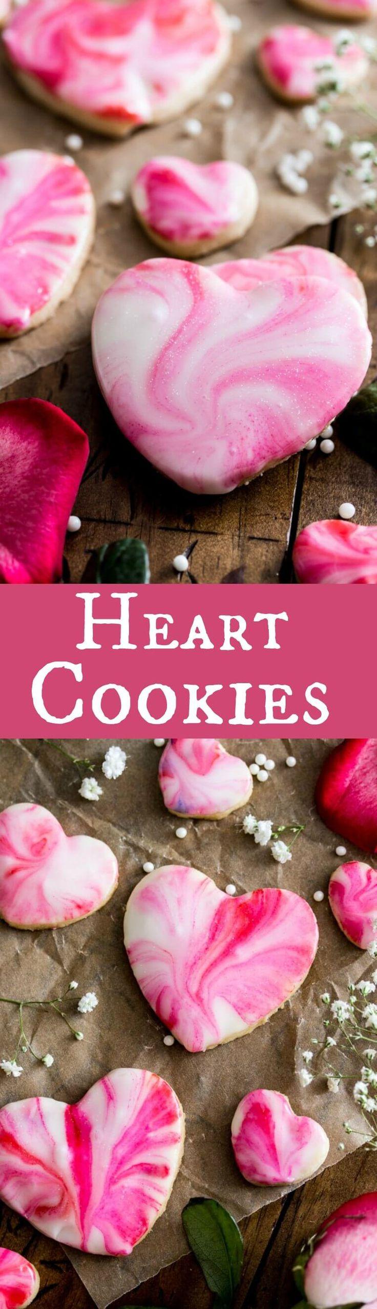Valentineu0027s Day Cupcakes. See More. Heart Cookies    Sugar Spun Run