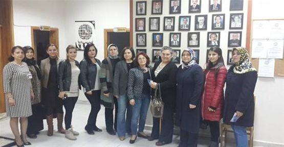 Dinar'da Kadın Girişimciler bir arada