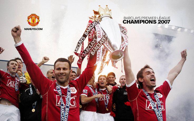 Barclays Premier League Champions - 2007
